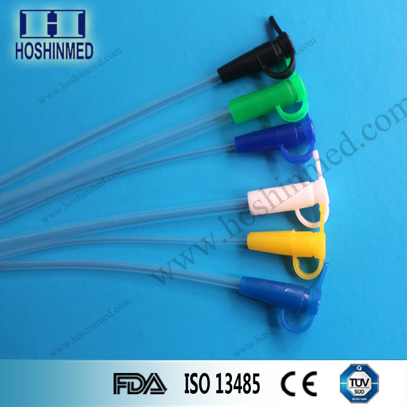 High temperature resistant disposable PEG tube/feeding tube
