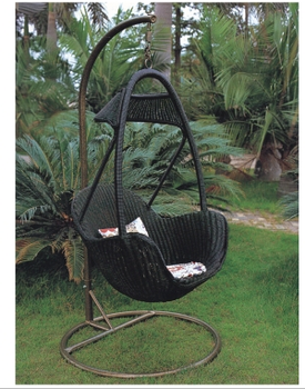 Gwendolyn Best Er Outdoor Furniture Swing Chairs Hammock Garden Synthetic Wicker Egg Chair Patio Hanging