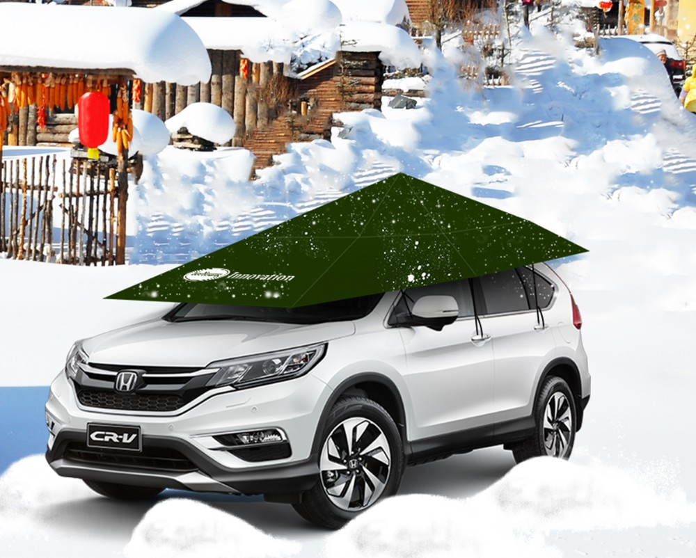 Hail Protection Car Cover >> Winter Hail Protection Car Cover Anti Ice And Snow Resistant Umbrella For Car Windshields With Removable Battery Buy Car Cover Ice And Snow Anti Ice