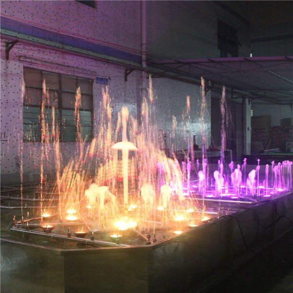 waterwheel decoration fountain