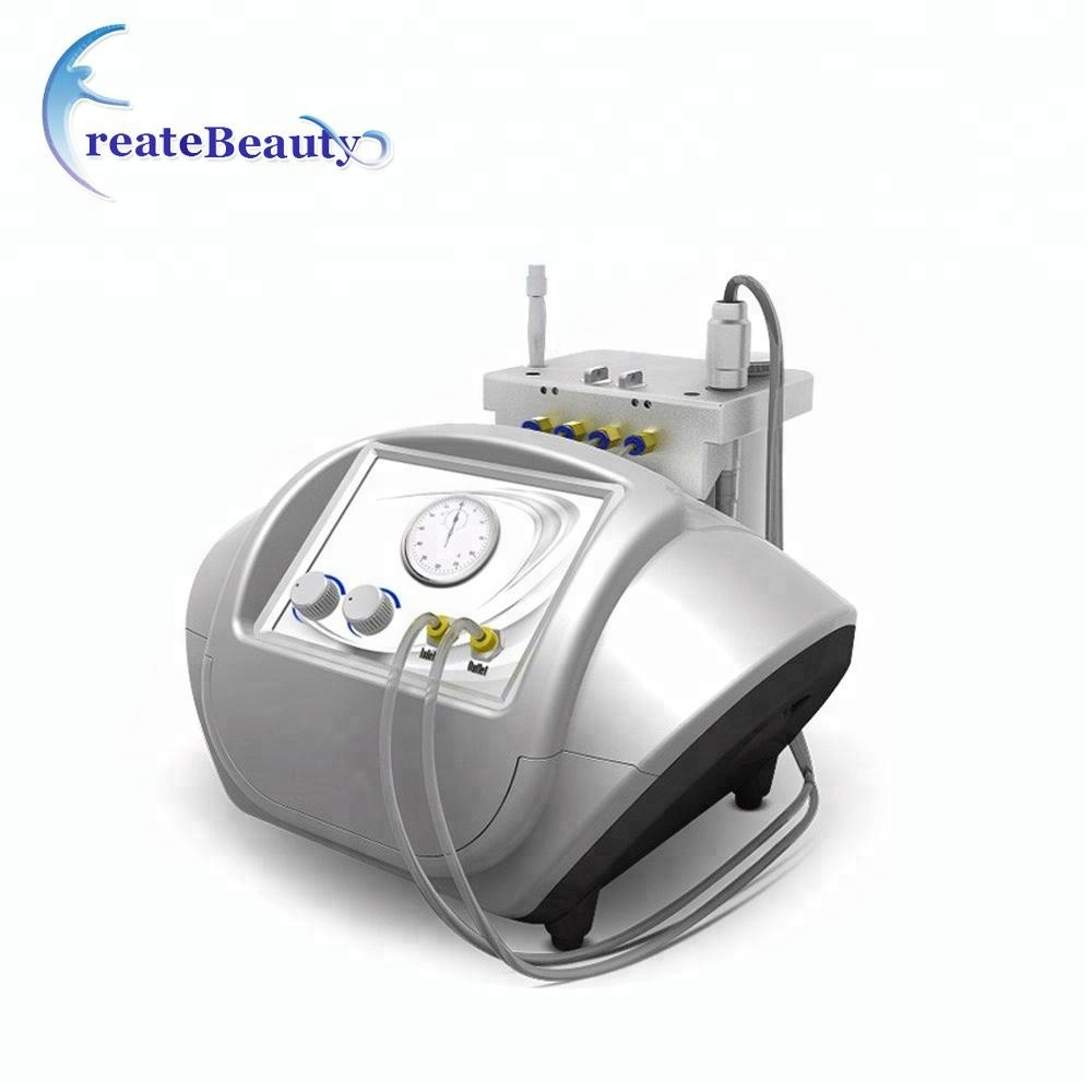 China suppliers T12 facial care Portable Diamond dermabrasion/micro crystal dermabrasion machine