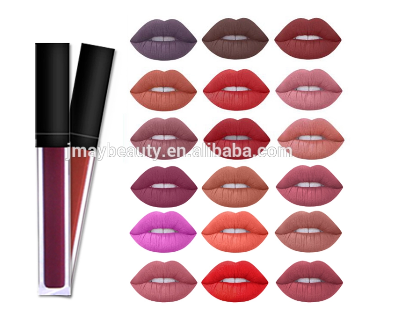 Matte lip gloss rossetto opaco nuovi arrivi lip gloss crema private label