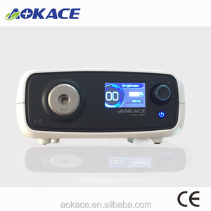 Discount factory /fiber optical LED cold light source for colposcope