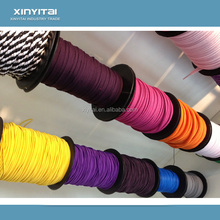 3mm thin elastic shock cord with many colours