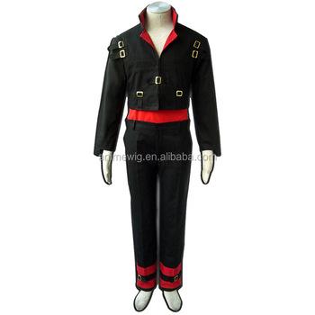 Japanese Anime Gundam Black Long Sleeve Whole Set Man Cosplay Costumes ,  Buy Man Cosplay Costumes,Japanese Cosplay Costumes,Anime Cosplay Costume