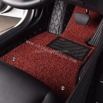 China Teppich Fabrik Auto Boden Verweilen 5d Leder Automatte Hohe
