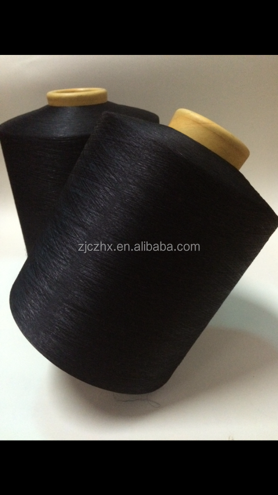 wholesale polyester ,nylon spandex covered yarn for socks or knitting