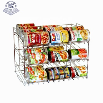 supermarket use counter top durable coffee bean spice display rack