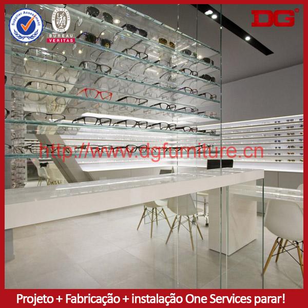 7b63886f27df0 ... sol de madeira. moderno para montagem na parede iluminado exibição  óculos ...