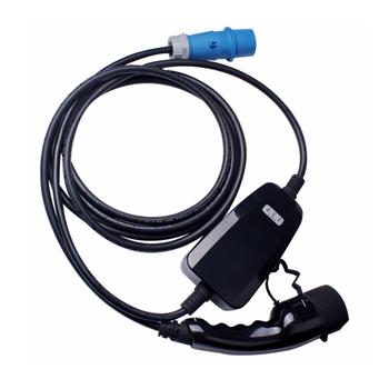 Ev Charge Solutions Portable Electric Vehicle Charger Usa Level 1 Nema 5 15 110v Plug
