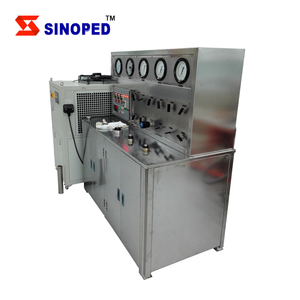 2019 sce unit supercritical co2 machine