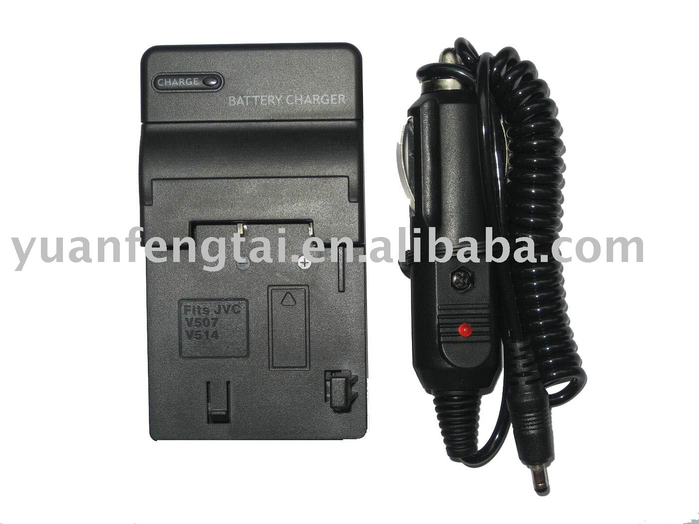 Camcorder Battery Charger for JVC BN-V514