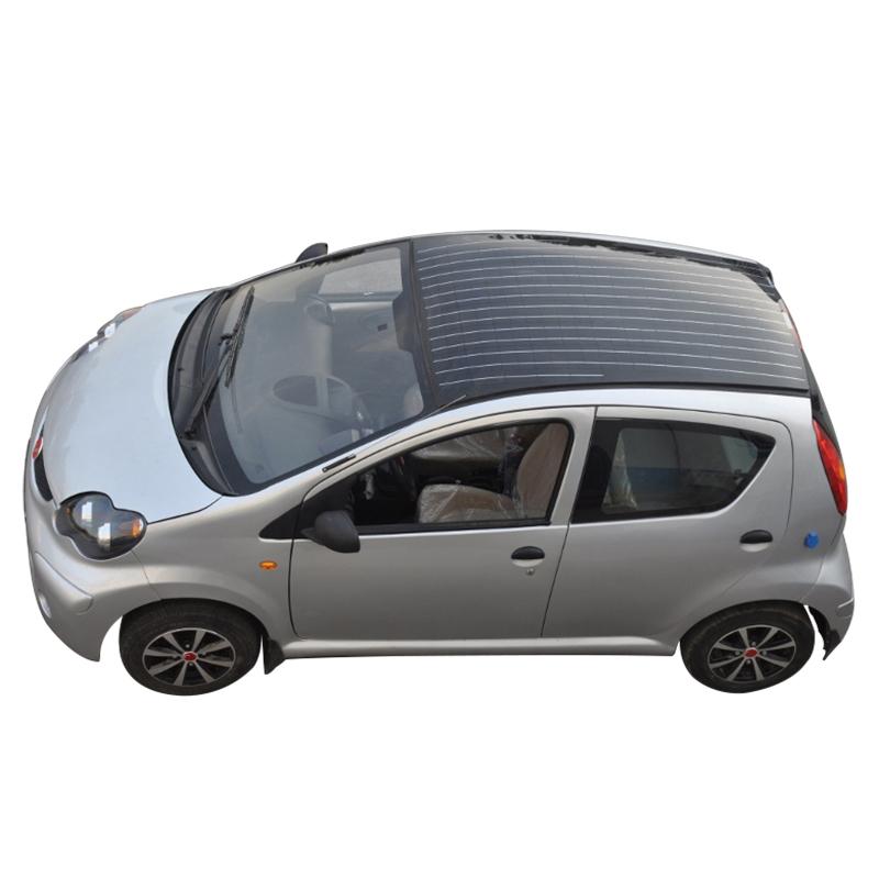 Stad Gebruik Solar Elektrische Auto Fabriek Prijs 4 Wiel Elektrische