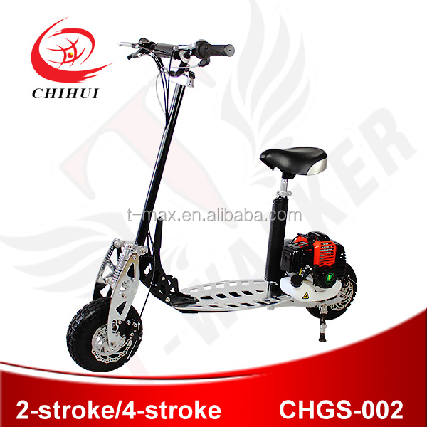 gas scooter maunfacturing company with CE approve