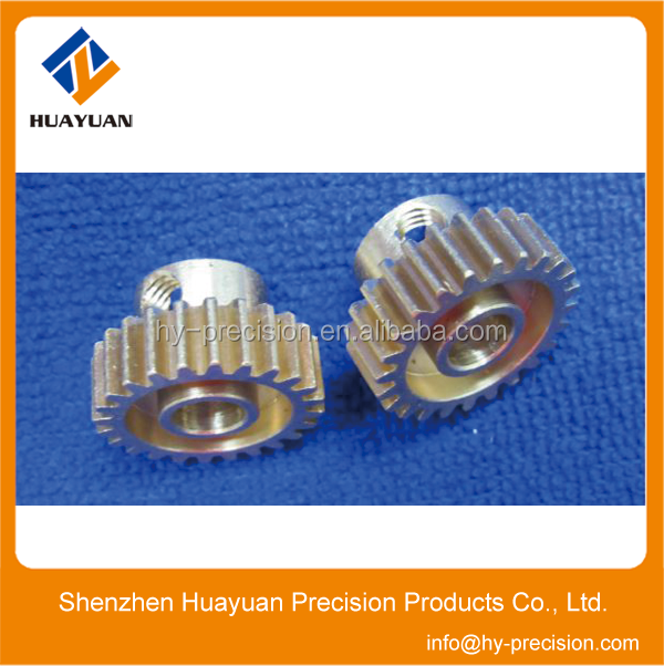 Good quality low price pinion gears small brass gear