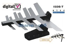 ISDB-T Antenna Indoor HDTV Digitale TN-011 (CCT)