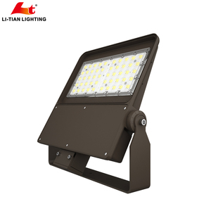 Newly design led shoe box flood light 200w with high lumen output 26000lm