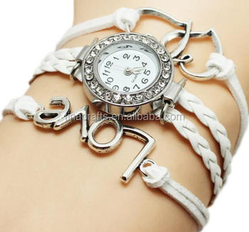 Heart To With Love Fancy Bracelet Watch