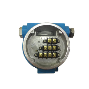 Inductive conductivity temperature chemical sensor for oil detection