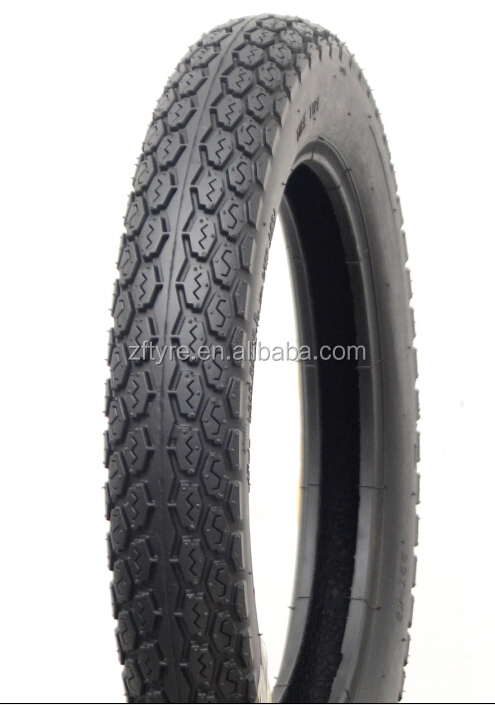 Motorcycle tyres and inner tubes with dunlop pattern and quality