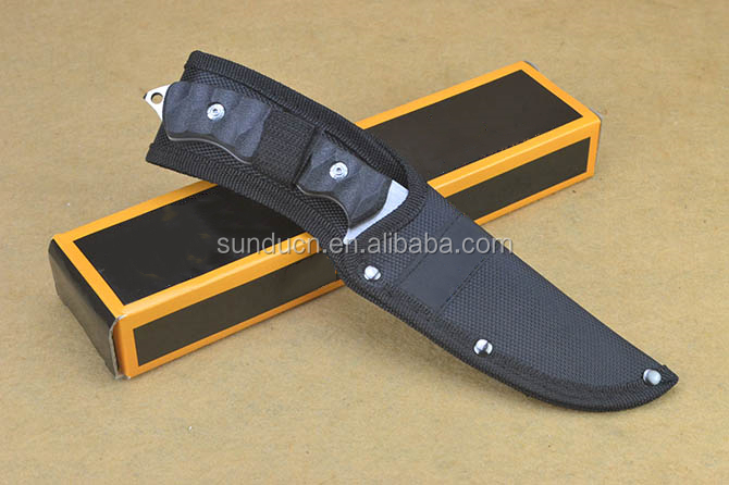 Military Tactical Army Combat Fixed Blade Knife