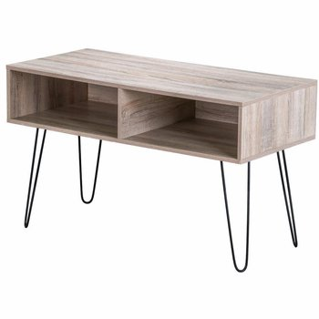 Naturalblack 42 Retro Wood Tv Stand Metal Hairpin Legs Living Room Furniture Buy Tv Standtv Stand Furniturewooden Tv Furniture Tv Stand Product