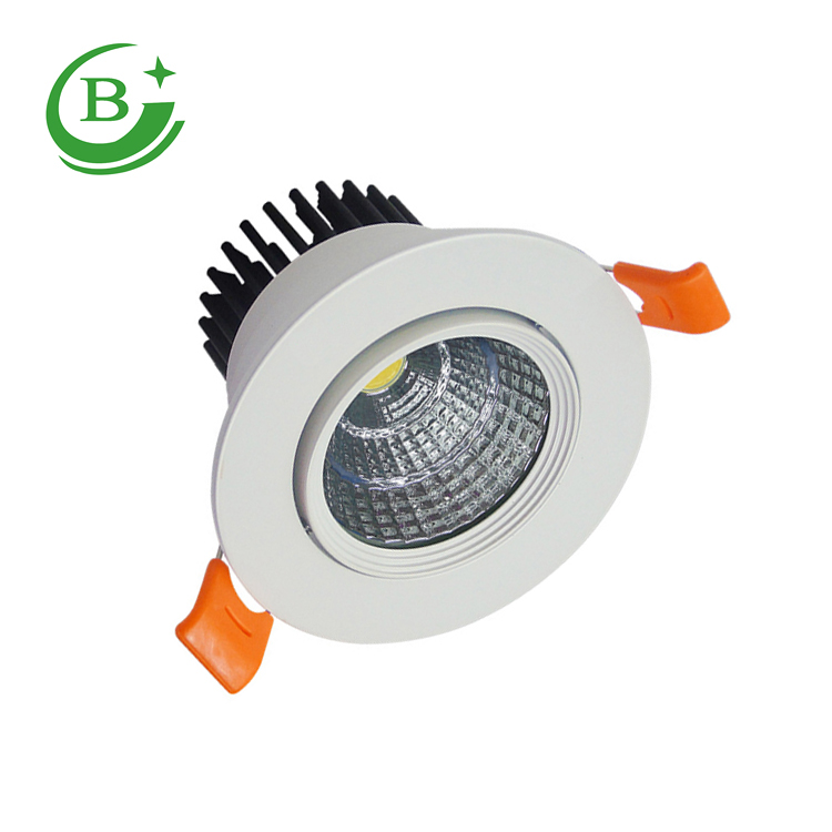 Recessed led <strong>downlight</strong> 3w ceiling spotlights residential lighting