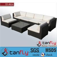 furniture rattan modular and sectional sofa set prices