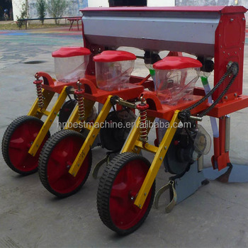 2018 Hot Promotion Agriculture Use Maize Seeder 2 Row No Till Corn