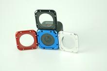 1 Piece Lens Cap Cover Case Aluminum Spare font b Parts b font For Gopro Hero