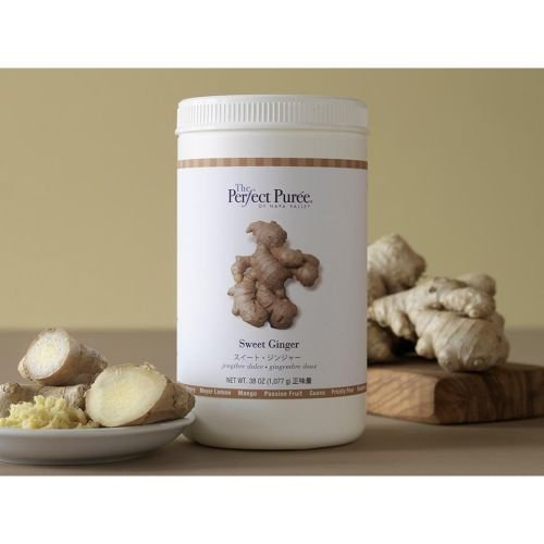 The Perfect Puree Ginger Puree, 38 Ounce -- 6 per case.