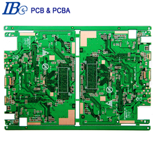 China manufacture customized computer 4 layer fr4 94vo pcb board with ul certification