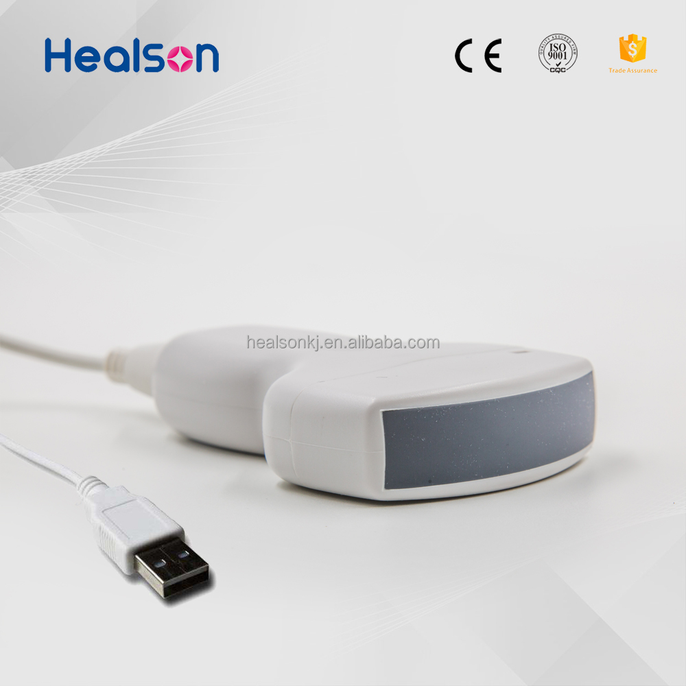 HEALSON HS-UP20C USB probe handheld ultrasound scanner for windows / for android