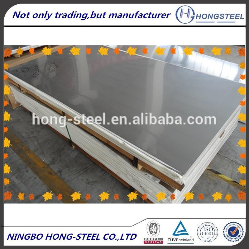 Promotional High Temperature Resistant 304 PVC Laminated Steel Sheet