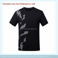 printed t shirt for men new design t shirts made in china