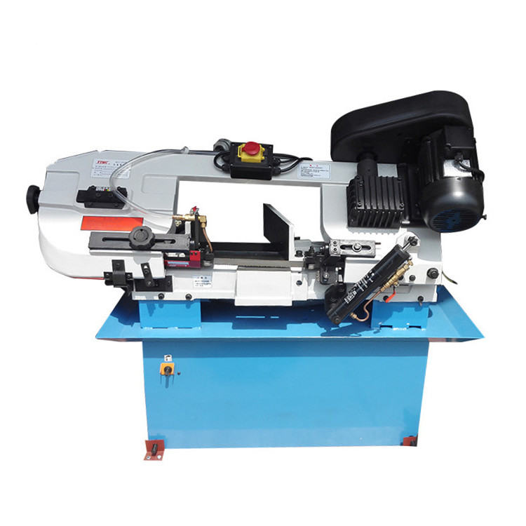 BS-712N Cutting Band Machine Saw Metal Sawing Machinery Tools for Metal Working