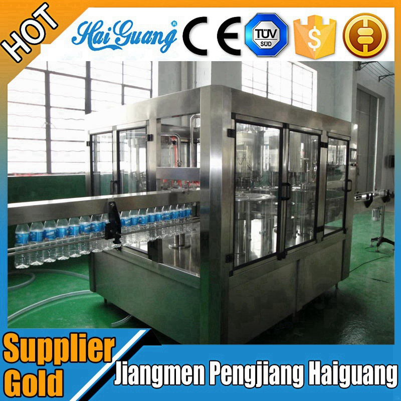 Haiguang mineral water bottle filling plant turnkey project