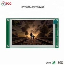 "<span class=keywords><strong>5</strong></span> ""industrie intelligente digitale lcd monitor 800x480 SPI <span class=keywords><strong>3</strong></span>-draht interface keine code erforderlich display bildschirm <span class=keywords><strong>tft</strong></span> lcd modul"