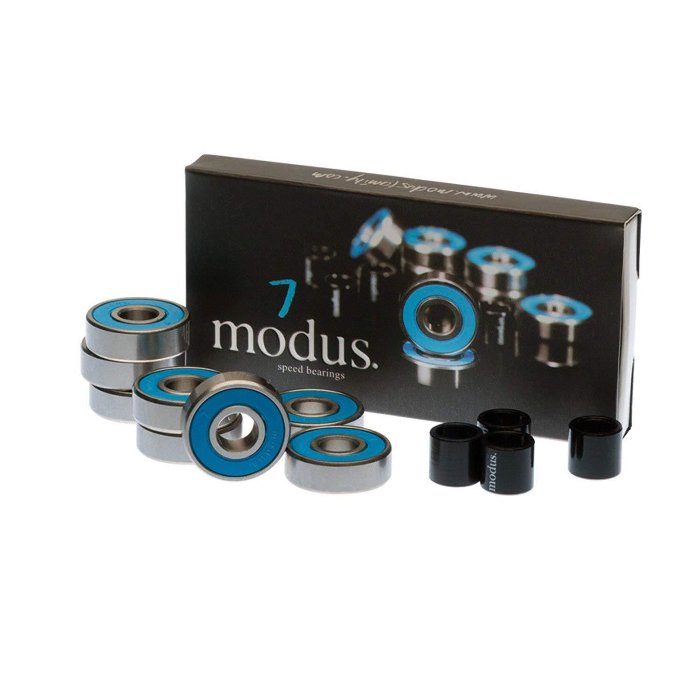 Modus Bearings 8mm ABEC 7 Skateboard Bearings