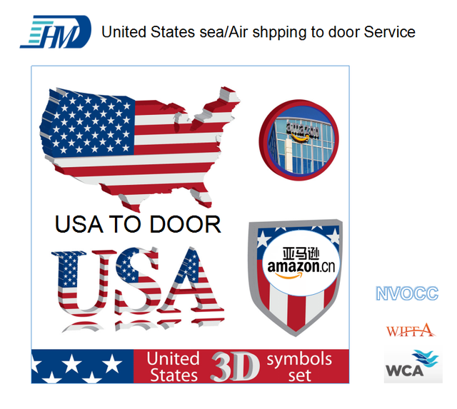 China Shipping Company From Guangdong To Usa Wholesale
