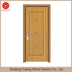 interior pvc malaysian wooden doors prices