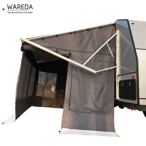wall kit camping canopy tent trailer awning