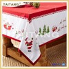 wholesale christmas table decorations party christmas tablecloth