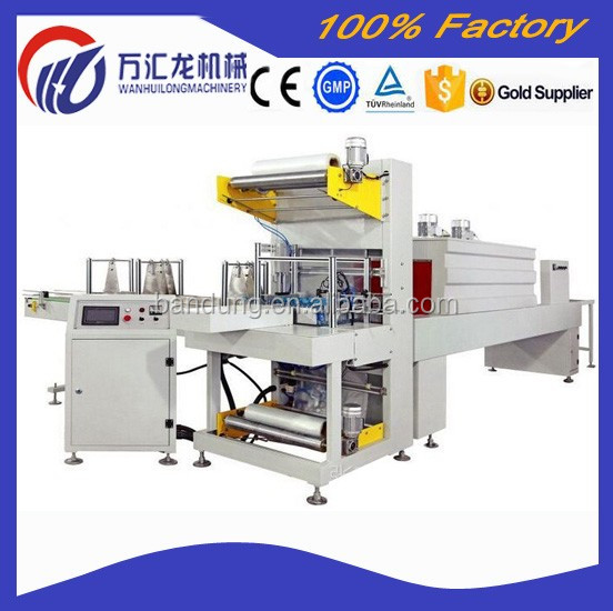 High quality automatic sleeve sealing /shrink wrapping machine/shrink tunnel CE&ISO