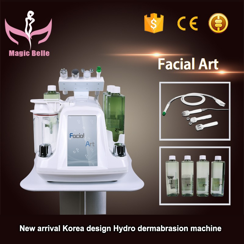 2016 Hot Selling Hydra Dermabrasion ! Hydrodermabrasion machine/skin whitening/skin rejuvenation