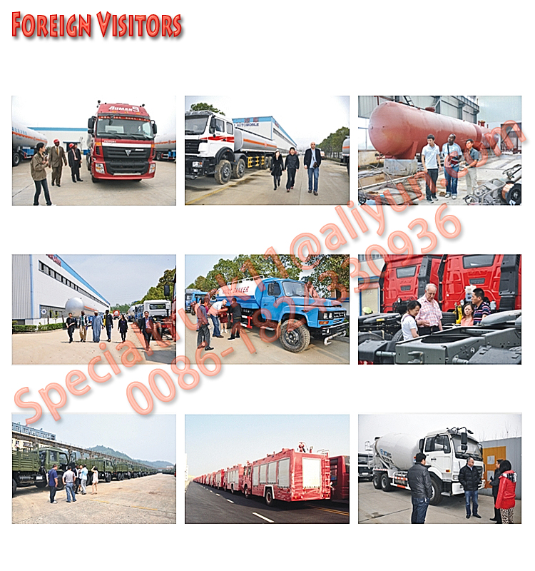 FOTON mini oil tank truck fuel truck bowser for diesel/gasoline transport