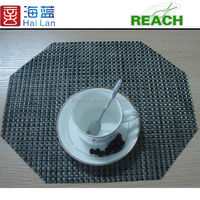 Factory price PVC table mats