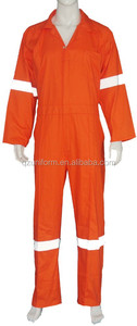 5.5OZ Proban Summer Boiler Suits Coverall With Reflective Tapes
