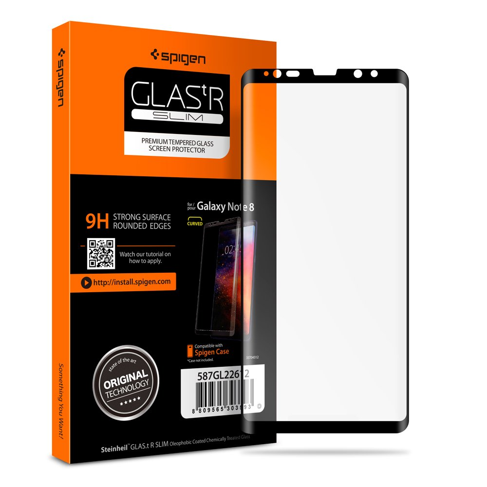 Cheap Note 3 Neo Spigen Find Deals On Line At Galaxy 8 Case Crystal Hybrid Original Casing Black Get Quotations Screen Protector Curved Edge Tempered Glass Friendly For Samsung