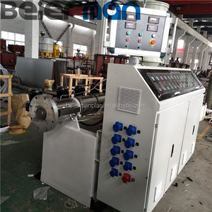 PE HDPE pipe extrusion machine/line high speed 1 layer 2 layers 3layers desgined